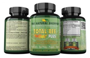 immune system support from total bee plus