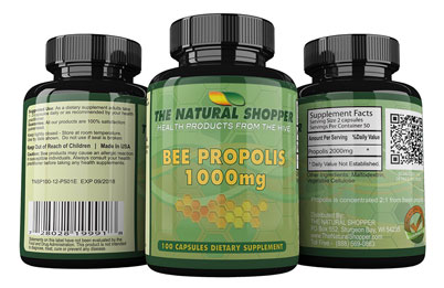 buy bee propolis capsules