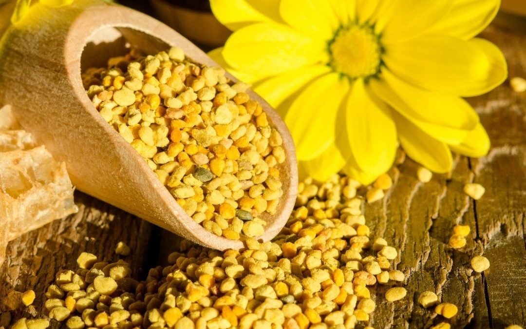 Bee Pollen Granules are Back in Stock